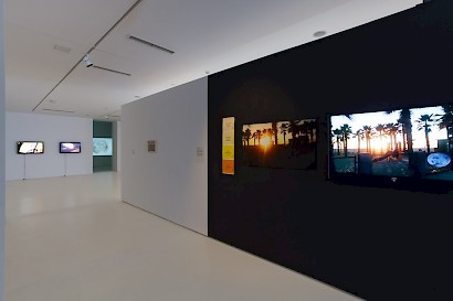 Flogiston, Exhibition view, Museum of Fine Arts Split, 2015